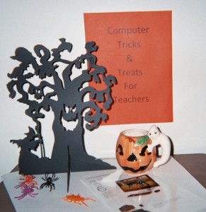Computer Tricks & Treats for K - 5 classes