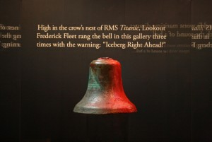 Crow's Nest Bell from the RMS Titanic