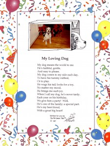 Children will love taping a pet or animal photo to a paper frame tow show off in a classroom Pet Parade!
